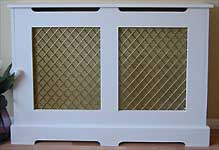 Classic with Regency Diamond  Grilles